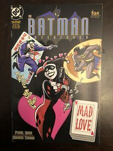 Batman Adventures Mad Love Special 1 Second Harley Quinn First Print VF