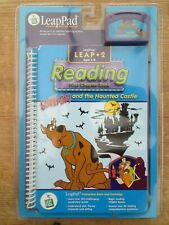 LEAPFROG LEAPSTER - LEAPPAD - LEAP 2 (6-8)- SCOOBY-DOO & THE HAUNTED CASTLE NEW
