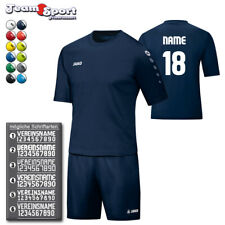 Jako Team Trikotset inkl. Druck - Kinder / Fussball Handball / Art 4233/4400