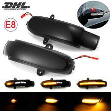 2x Dynamische LED Spiegelblinker Blinker Für Mercedes Benc C W203 S203 CL203 DE