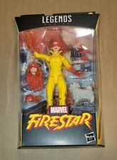 Marvel Legends Series Marvel?s FIRESTAR Spider-Man and his Amazing Friends NEW!