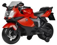moto elettrica per bambini bmw k1300S rossa
