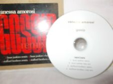 VANESSA AMOROSI - GOSSIP REMIXED - RARE OZ 4 TRK PROMO CDR - CUSTOM CARD SLEEVE