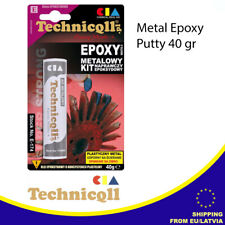 TECHNICQLL Super Strong Metal Epoxy Putty 40 gr