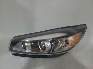 2019 2020 Kia Sorento Headlight Left Driver LH Halogen OEM M1114