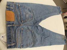 Mens Levis 505 Jeans 32 x 32 Blue Denim Good Cond.