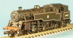 80027 BR Standard 2-6-4 tank loco N gauge Bachmann Graham Farish