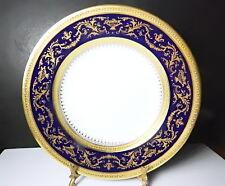 Faberge China VERNEUIL COBALT Rimmed Soup Bowl, MINT !