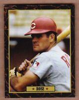 Pete Rose '69 Cincinnati Reds Ultimate Baseball Card Collection #35