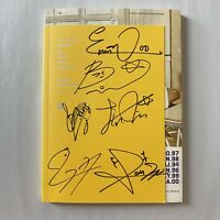 Astro Mwave - Signed by all members - Spring up 1st Mini Album - Kpop