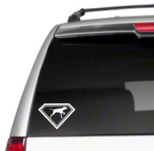 "German Shorthaired Pointer Super Dog 7.5"" Car Vinyl Sticker Decal love hunt *E23"