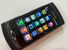 Samsung Wave S8500 - 2GB - Ebony Grey (Unlocked) Smartphone