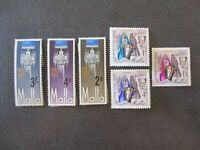 Malta #358-63 Mint Hinged - I Combine Shipping (3BD5)