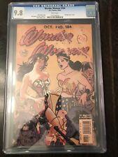 Wonder Woman 184 • 2nd Series • 2002 DC Comics • CGC 9.8