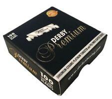 100 Derby Premium Professional Single Edge Razor Blades