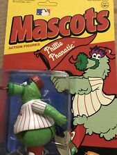 Phillie Phanatic Mascots Phillies MLB Super 7 Reaction Action Figure New
