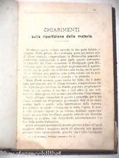 PEDAGOGIA ELEMENTARE S Giuffrida Volume Secondo 1930 libro saggistica di scuola