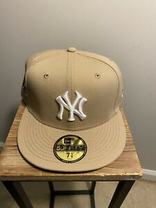 ECapCity Camel Peach New York Yankees 1949 World Series New Era Fitted 7 5/8 Hat