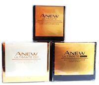 AVON Anew Ultimate Multi-Performance: Day Cream + Night Cream + Eye System SET !