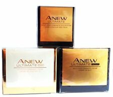 AVON Anew Ultimate Multi-Performance: Day Cream + Night Cream + Eye System SET !