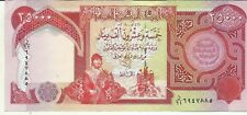 IRAQ 25000 DINAR 2008  P 96. UNC CONDITION. 6RW 15OCT