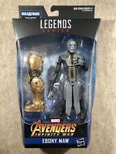 Marvel Legends Avengers: Ebony Maw (Thanos Armor BAF) 6? Action Figure 2018