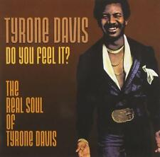TYRONE DAVIS Do You Feel It? NEW & SEALED  70s 80s MODERN SOUL CD (EXPANSION)