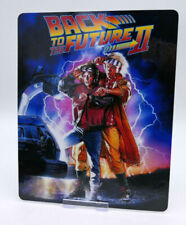 BACK TO THE FUTURE 2 - Glossy Bluray Steelbook Magnet Cover (NOT LENTICULAR)