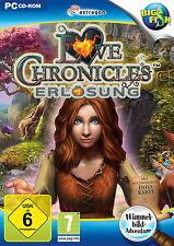 PC- GAME Love Chronicles: Erlösung ++neu und ovp++