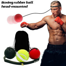 Head-Mounted Boxing Fight Ball For Reflex Speed Training And Boxing Exercises