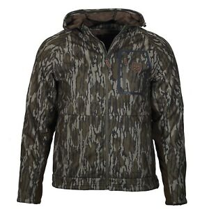 Mossy Oak Gamekeeper Harvester Fleece Lined Hunting Jacket