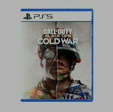 Call Of Duty Black Ops Cold War PS5 Game Pre Order Confirmed Stock Disk