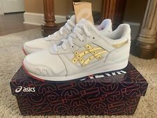 ✅RONNIE FIEG X ASICS GEL-LYTE III TOKYO SUPER GOLD [ Size 7.5] Fast Shipping NOW