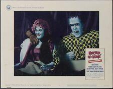 MUNSTER GO HOME, LOBBY CARD, 1966, #6