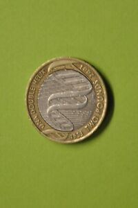 2003 Two Pound Coin DNA Double Helix £2 Coin