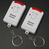 Drahtloser PIR-Bewegungssensor-Alarm mit 2 Fernbedienungen für WohngebF3X0 P0N3