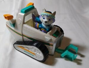 PAW PATROL EVEREST VEHICLE AND FIGURE