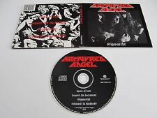 ARMOURED ANGEL Stigmartyr CD 1992 MEGA RARE OOP DEATH/THRASH ORIG. 1st PRESS!!!!