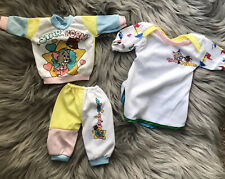 Tom & Jerry Doll Clothes Pajamas 80's Outfit