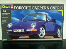 KIT REVELL 1:24 AUTO DA MONTARE IN PLASTICA PORSCHE CARRERA CABRIO 07356
