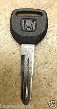 Genuine OEM Honda Accord Prelude CR-V Odyssey Key Blank CRV SM4