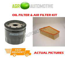 PETROL SERVICE KIT OIL AIR FILTER FOR FORD MONDEO 1.6 110 BHP 2007-12