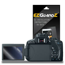 1X EZguardz LCD Screen Protector Shield HD 1X For Canon Rebel T4i