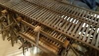 HO TRAIN TRACK DETAIL TRESTLE BRIDGE EXACTRAIL ATLAS ATHEARN FVM . CORNERSTONE