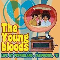 THE YOUNGBLOODS – LIVE AT PEPPERLAND , CALIFORNIA '71 2CDs (NEW/SEALED)