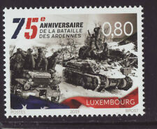 Luxembourg 2019 MNH - 75th Anniv of the Battle of the Ardennes - set of 1 stamp
