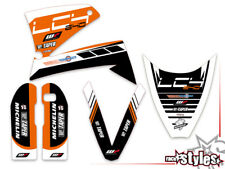 KTM LC4 SXC SMC DUKE 620 625 640 660 | 98-07 Dekor decal KIT grafiche graphique