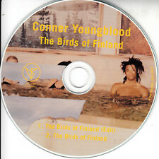 CONNER YOUNGBLOOD The Birds Of Finland 2018 UK 2-trk promo test CD