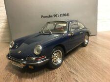 1:18 CMC Porsche 911 901 Coupe 1964 Bali Blue M067 in OVP Dealer WAP02100518