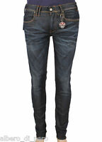 Jeans  uomo CYCLE MPT000  D975  superstretch compact denim